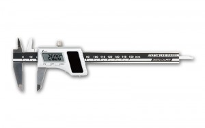 Digital Vernier Caliper with Solar Panel 150mm