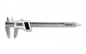 Digital Vernier Caliper with Solar Panel 200mm