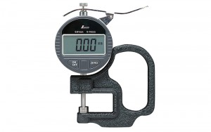 Digital Thickness Caliper A 0.01mm/10mm with Handle
