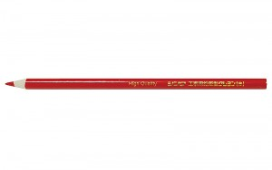 Marking Crayon Pencil Type Red 3pc-pack