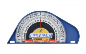 Blue Slant Dial Model with Magnet