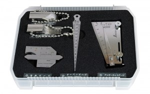 Measuring Instrument Set for Steel-fabrication 5 Items