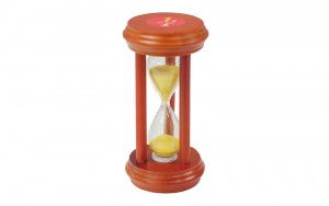 Hourglass for 1-minute