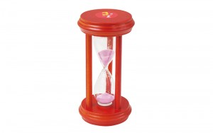 Hourglass for for 3-minute