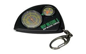 Map Measure C Keyring Model