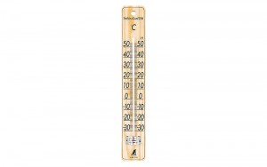 Thermometer Wood M-023