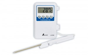 Waterproof Digital Thermometer with Remote Probe H-1