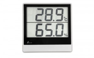 Digital Thermo/Hygrometer Smart A