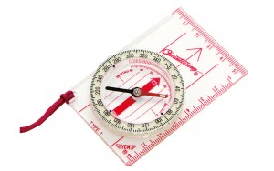 Oil Filled Compass for Orienteering