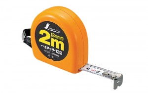 Tape Measure H-132 Free Type