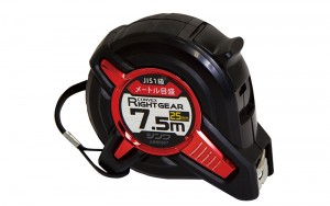 Tape Measure LIGHT GEAR 25-7.5m JIS