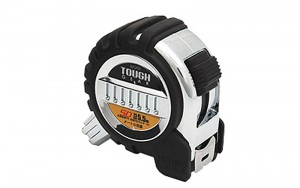 Tape Measure TOUGH GEAR SD 25-5.5m