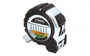 Tape Measure TOUGH GEAR HG/SD SD 25-5.5m/shaku