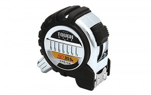 Tape Measure TOUGH GEAR SD 25-5.5m with Magnet Hook