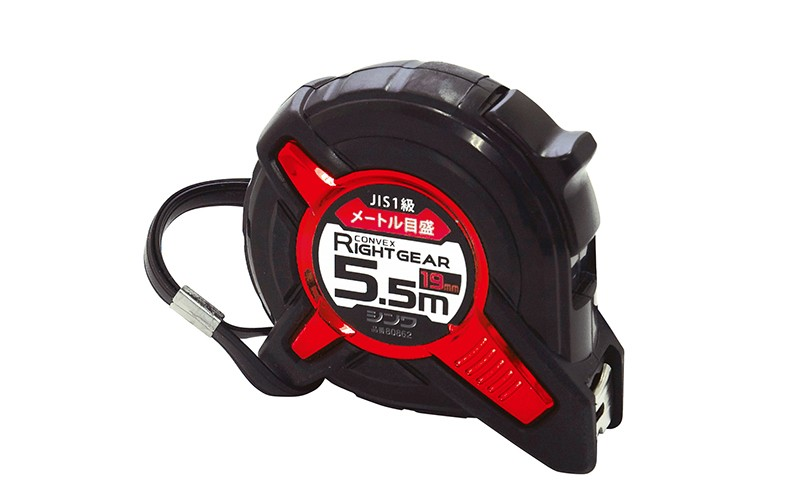Tape measure light gear 19 55m jis tape measures measuring tape measure light gear 19 55m jis tape measures measuring tools our products aloadofball Images