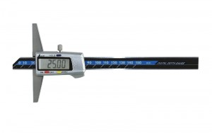 Digital Depth Gauge with Hold Function 150mm