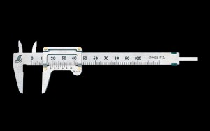 Pocket Vernier Caliper 100mm