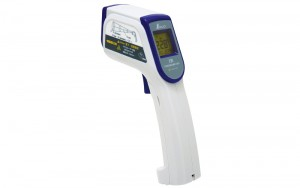 Infrared Thermometer with Laser Pointer B