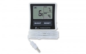 Digital Thermometer for Refrigerator A Maximum and Minimum Remote-reading