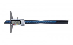 Digital Depth Gauge with Hold Function 200mm