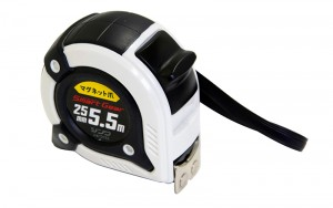 Tape Measure SMART GEAR 25-5.5m with Magnetic Hook