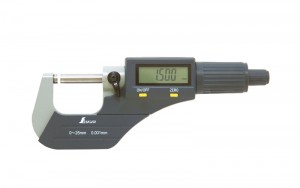Digital Micrometer 0~25mm