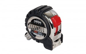 Tape Measure TOUGH GEAR HG 25-5.5m with Magnetic Hook