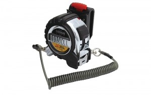 Tape Measure TOUGH GEAR SD 25-5.5m with Holder